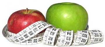 nutrition, apples