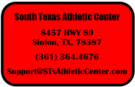 South Texas Athletic Center Address