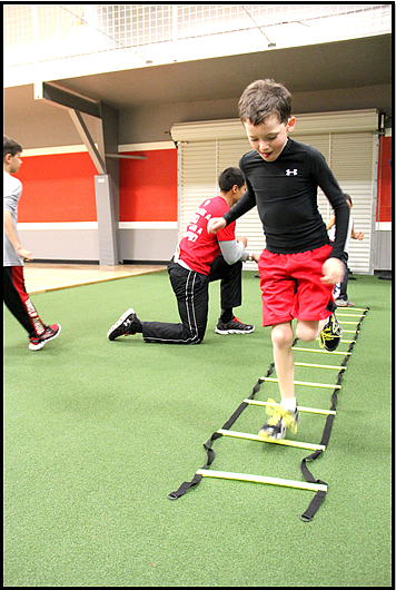 South Texas Athletic Center - Youth Speed & Agility